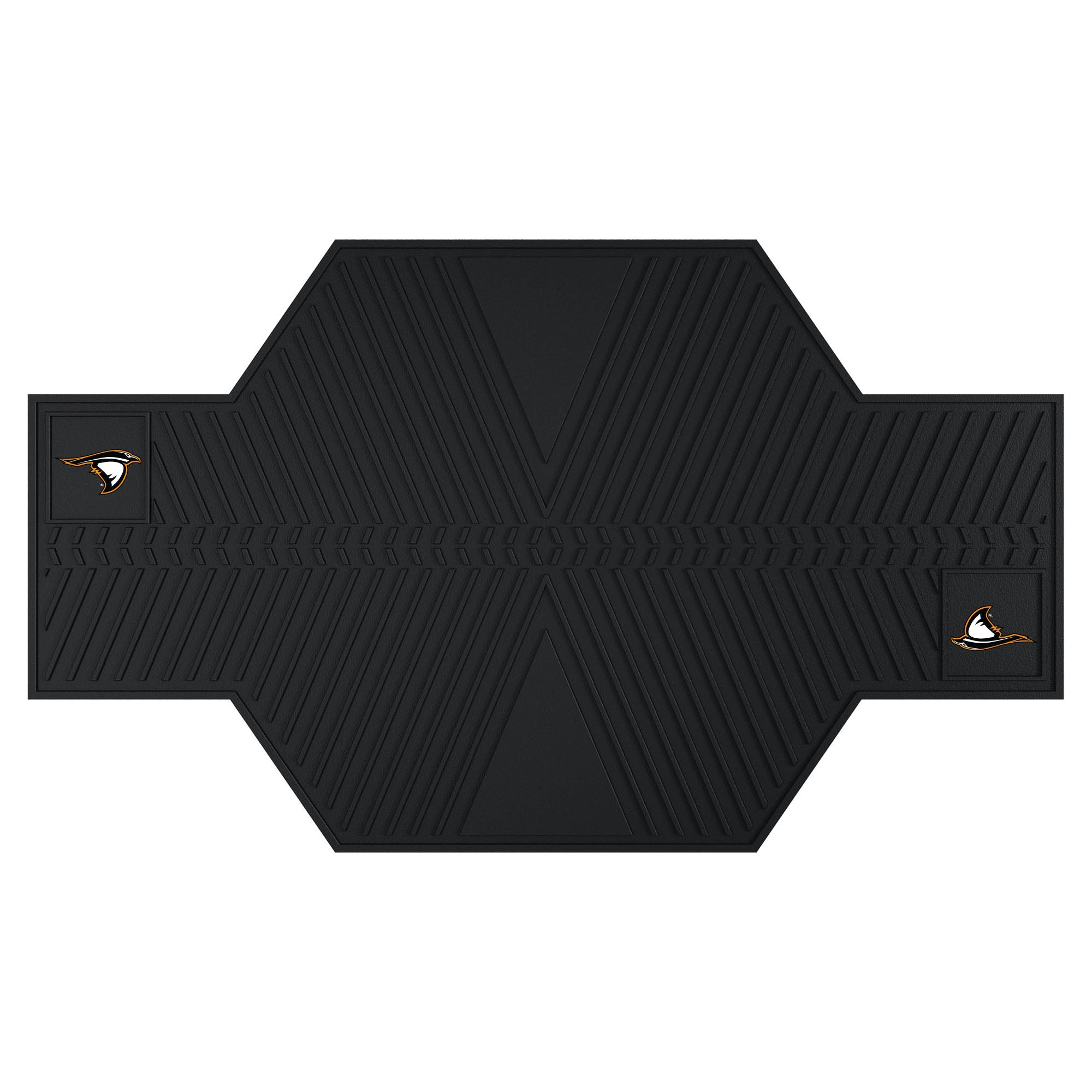 "Anderson University (IN) Motorcycle Mat 82.5""x42"""