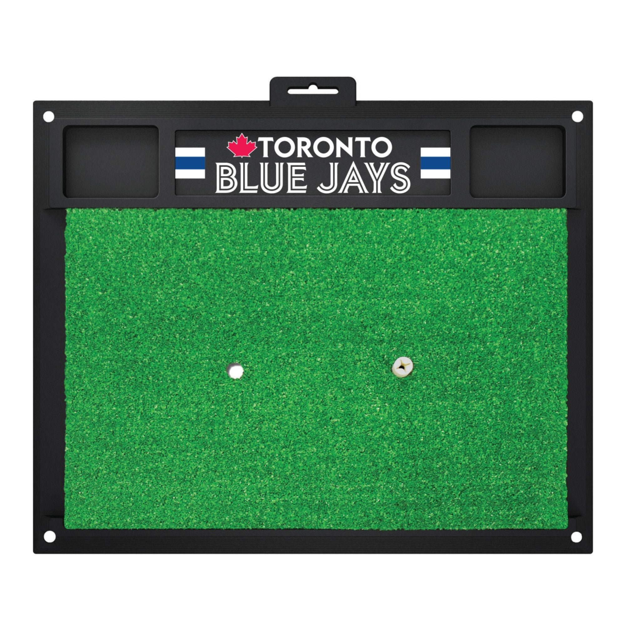 "MLB - Toronto Blue Jays Golf Hitting Mat 20"" x 17"""