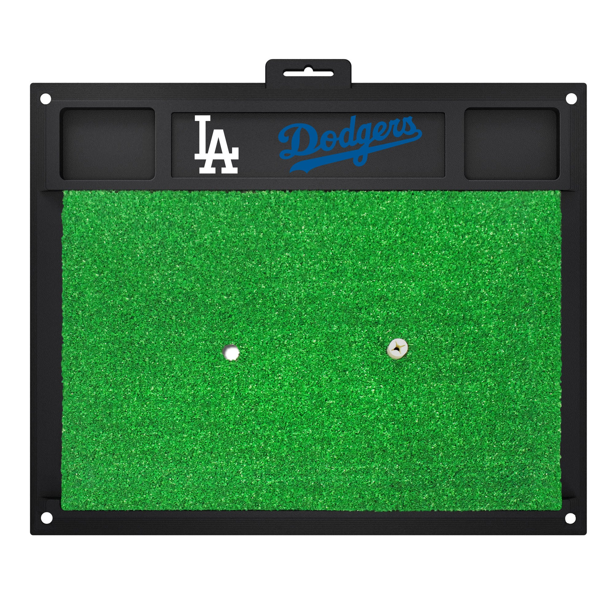 "MLB - Los Angeles Dodgers Golf Hitting Mat 20"" x 17"""