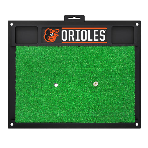 "MLB - Baltimore Orioles Golf Hitting Mat 20"" x 17"""