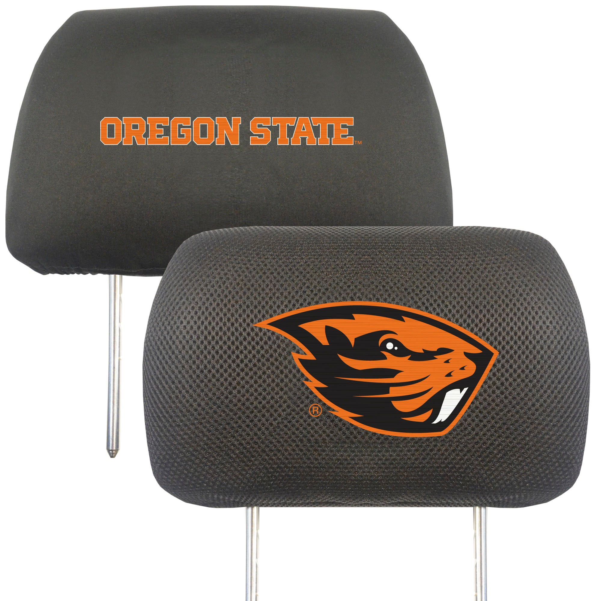 "Oregon State University Head Rest Cover 10""x13"""