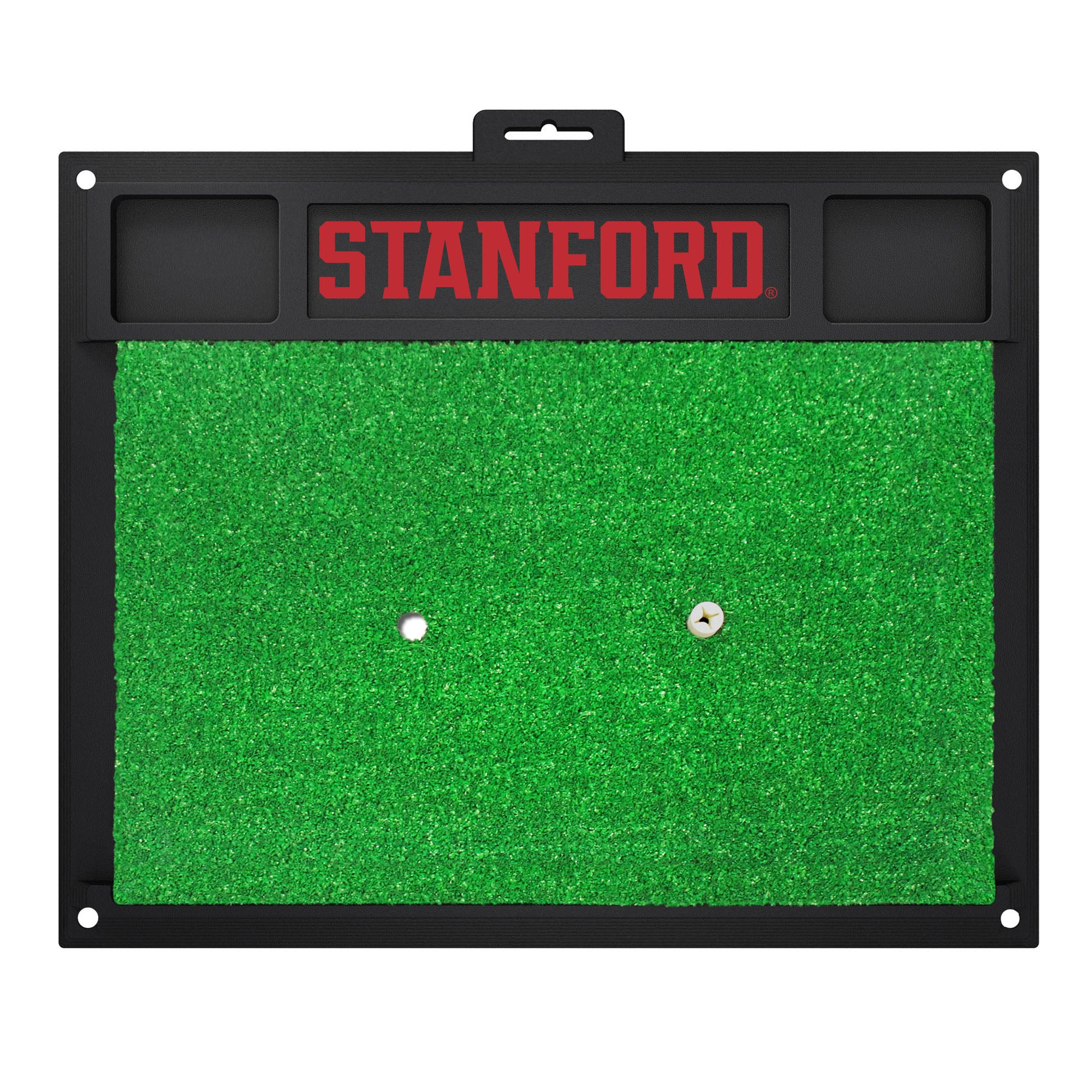 "Stanford University Golf Hitting Mat 20"" x 17"""