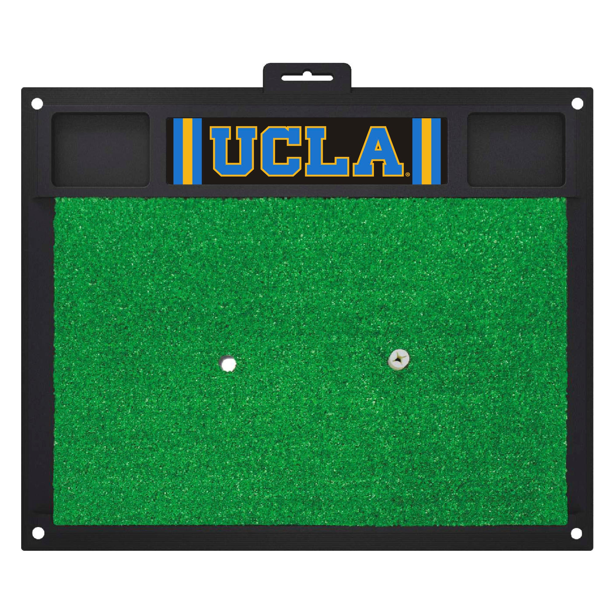 "University of California - Los Angeles (UCLA) Golf Hitting Mat 20"" x 17"""
