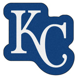 "MLB - Kansas City Royals Mascot Mat 30"" x 30.5"""