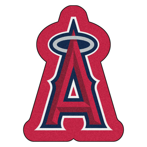 "MLB - Los Angeles Angels Mascot Mat 29.5"" x 40"""