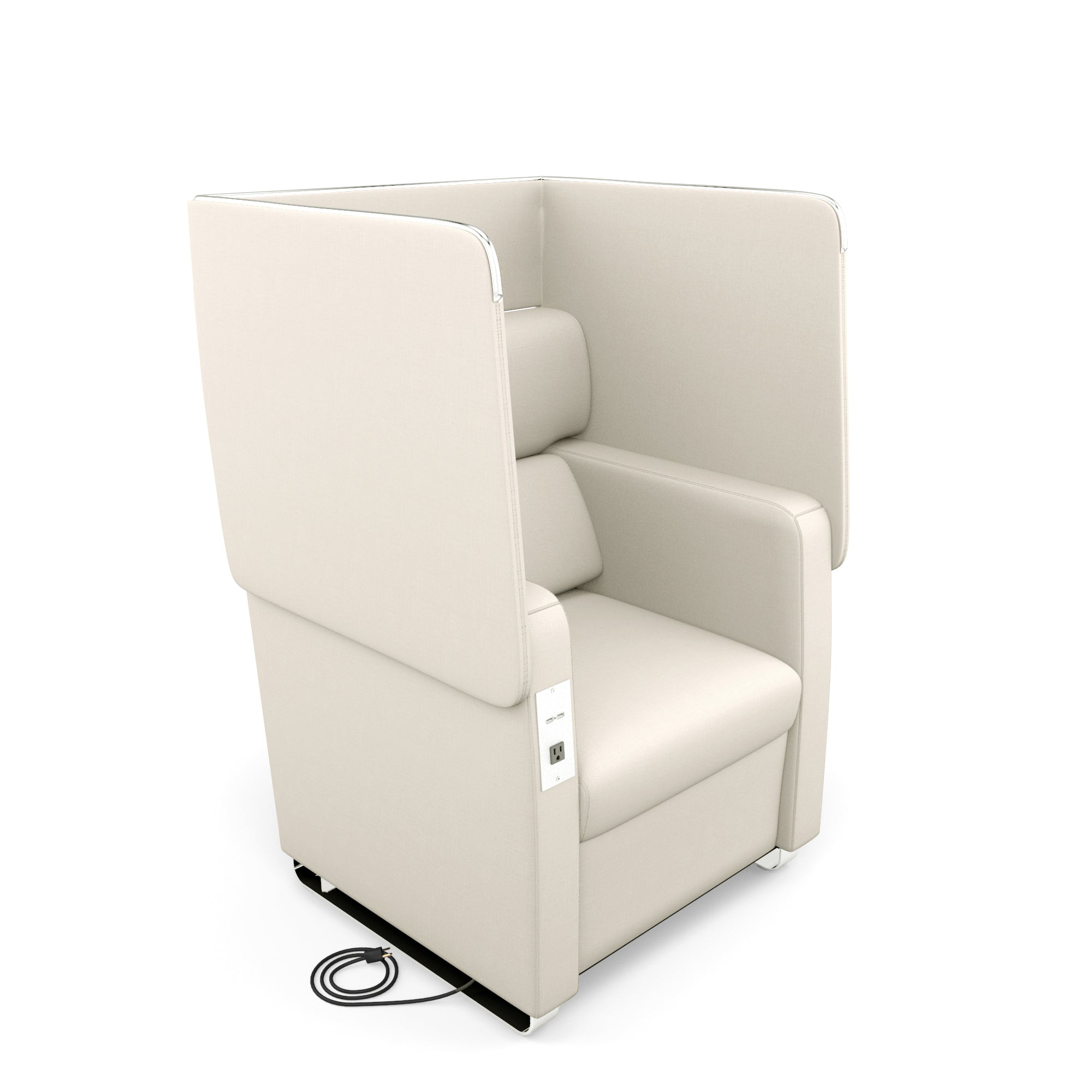 Ofminc Model 2201 Morph Series Soft Seating Lounge Chair