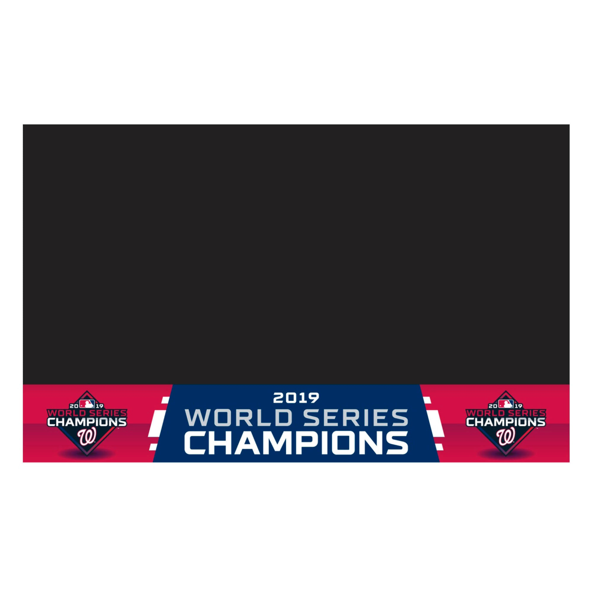 MLB - Washington Nationals  2019 World Series Champions Grill Mat