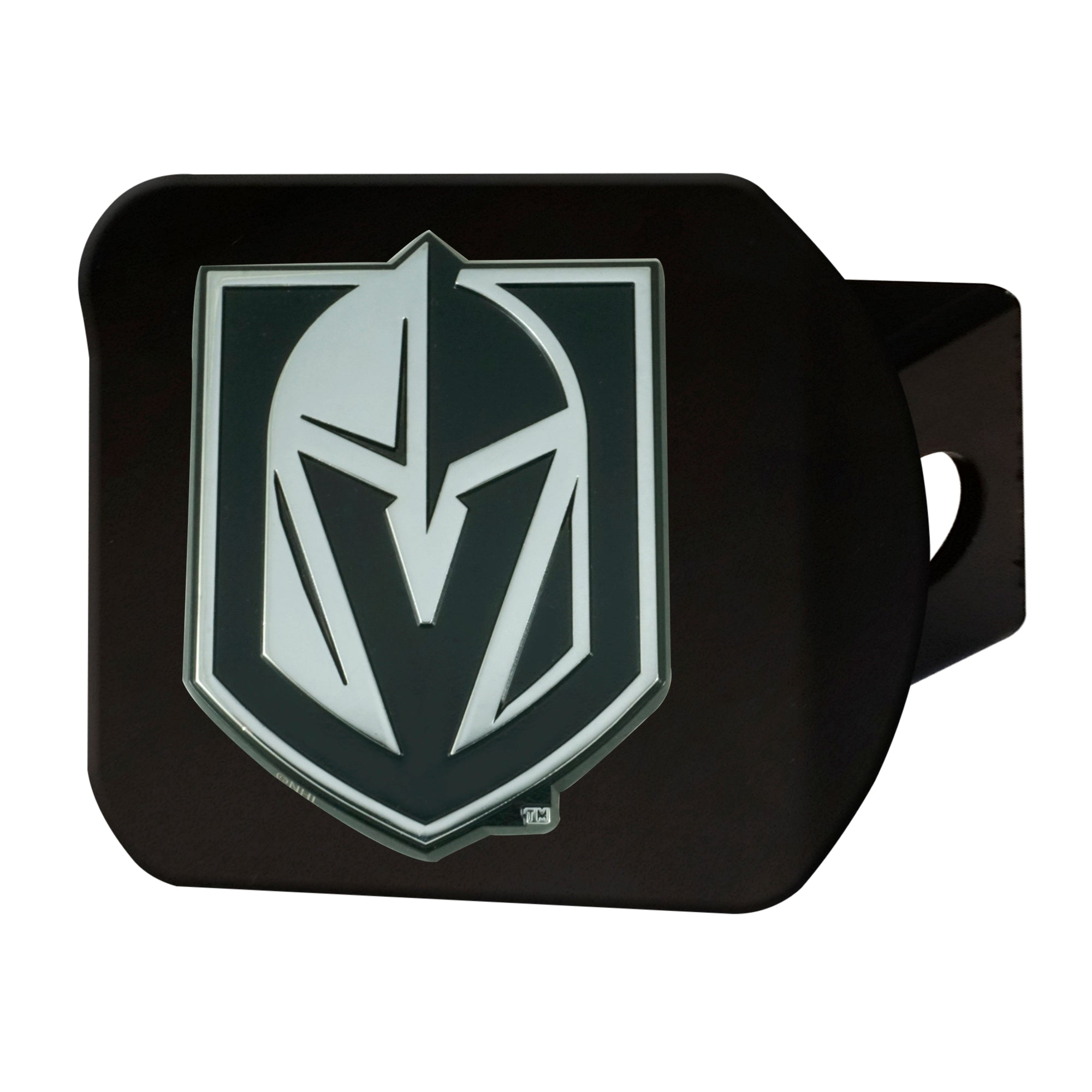 "NHL - Vegas Golden Knights Hitch Cover - Black 3.4""x4"""