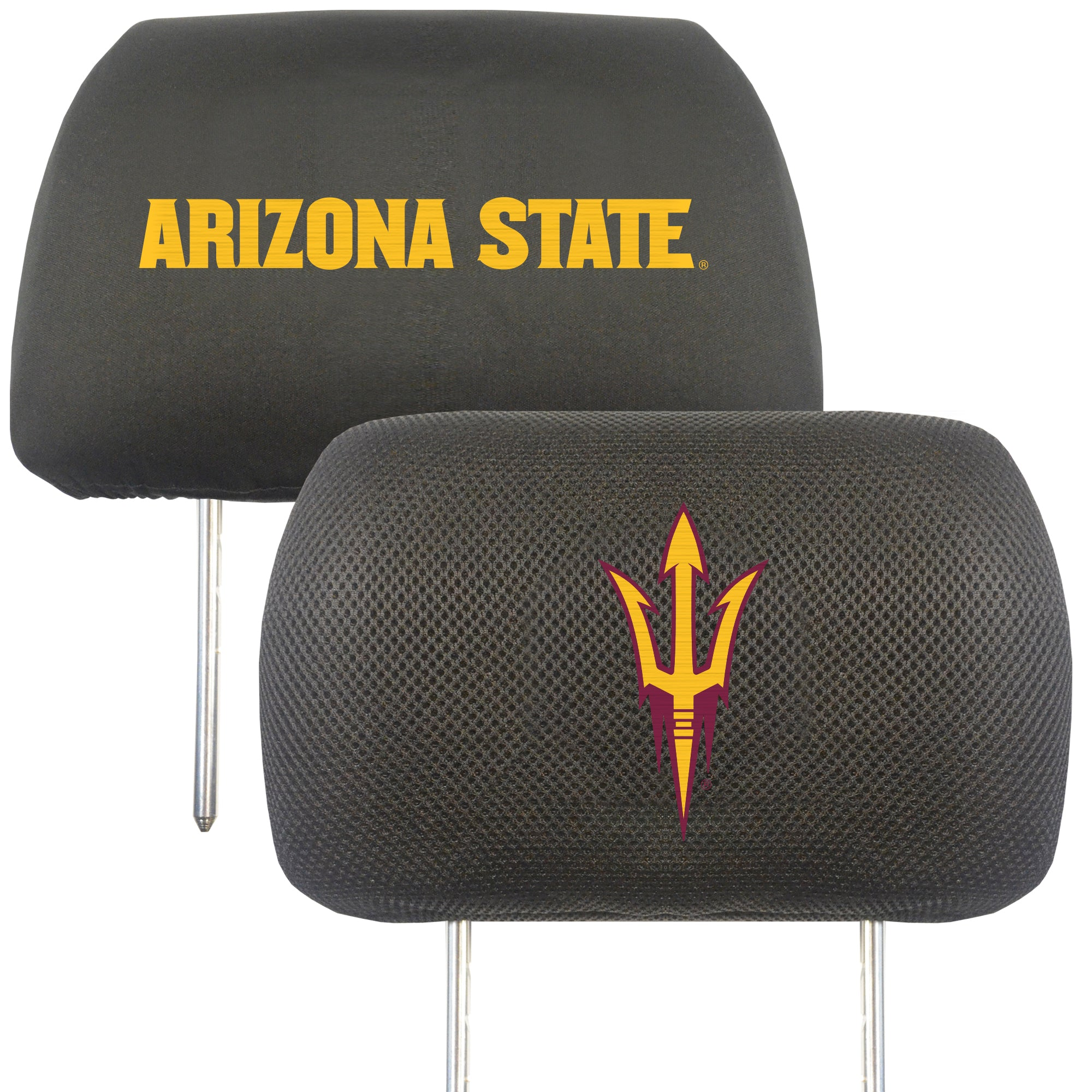 "Arizona State University Head Rest Cover 10""x13"""