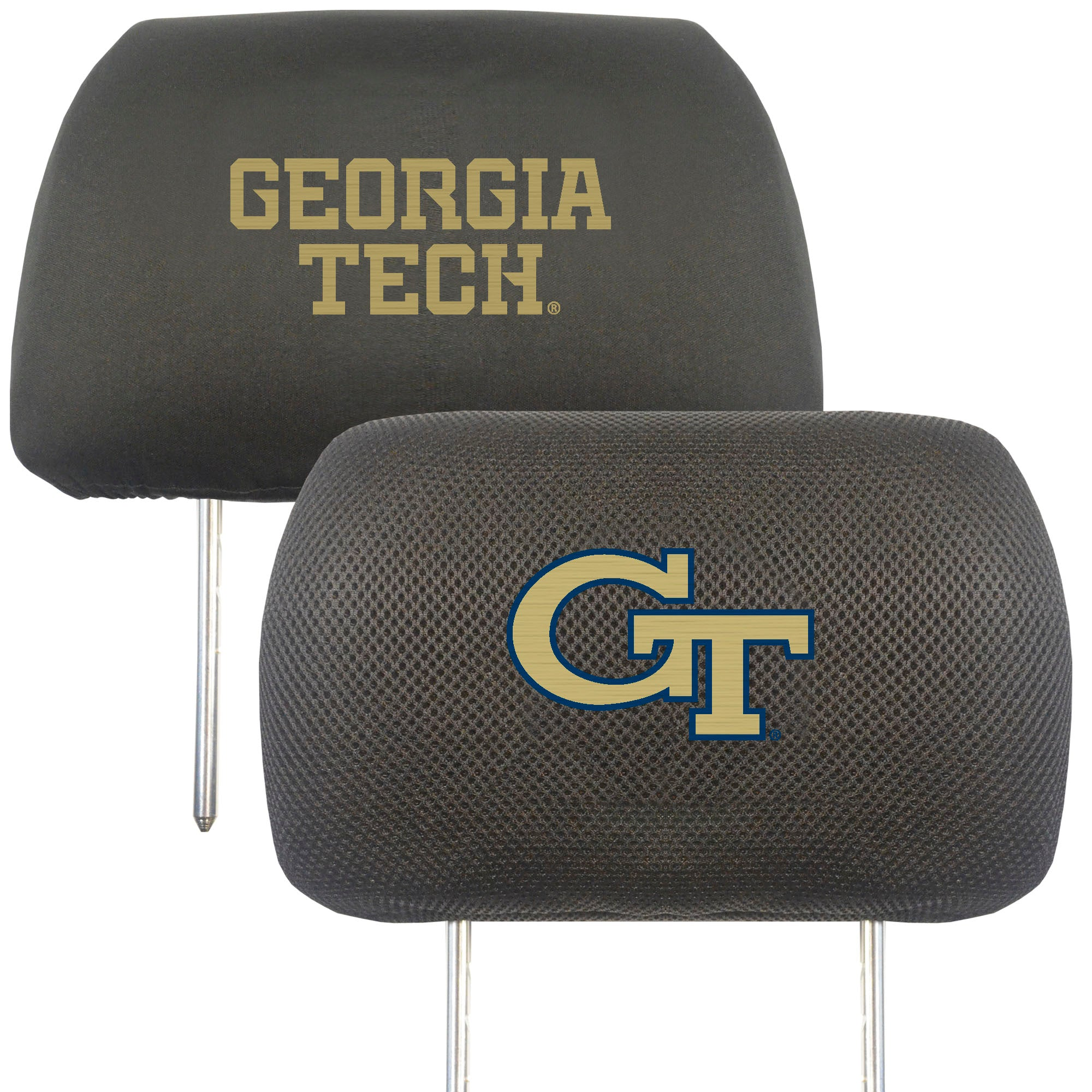 "Georgia Tech Head Rest Cover 10""x13"""
