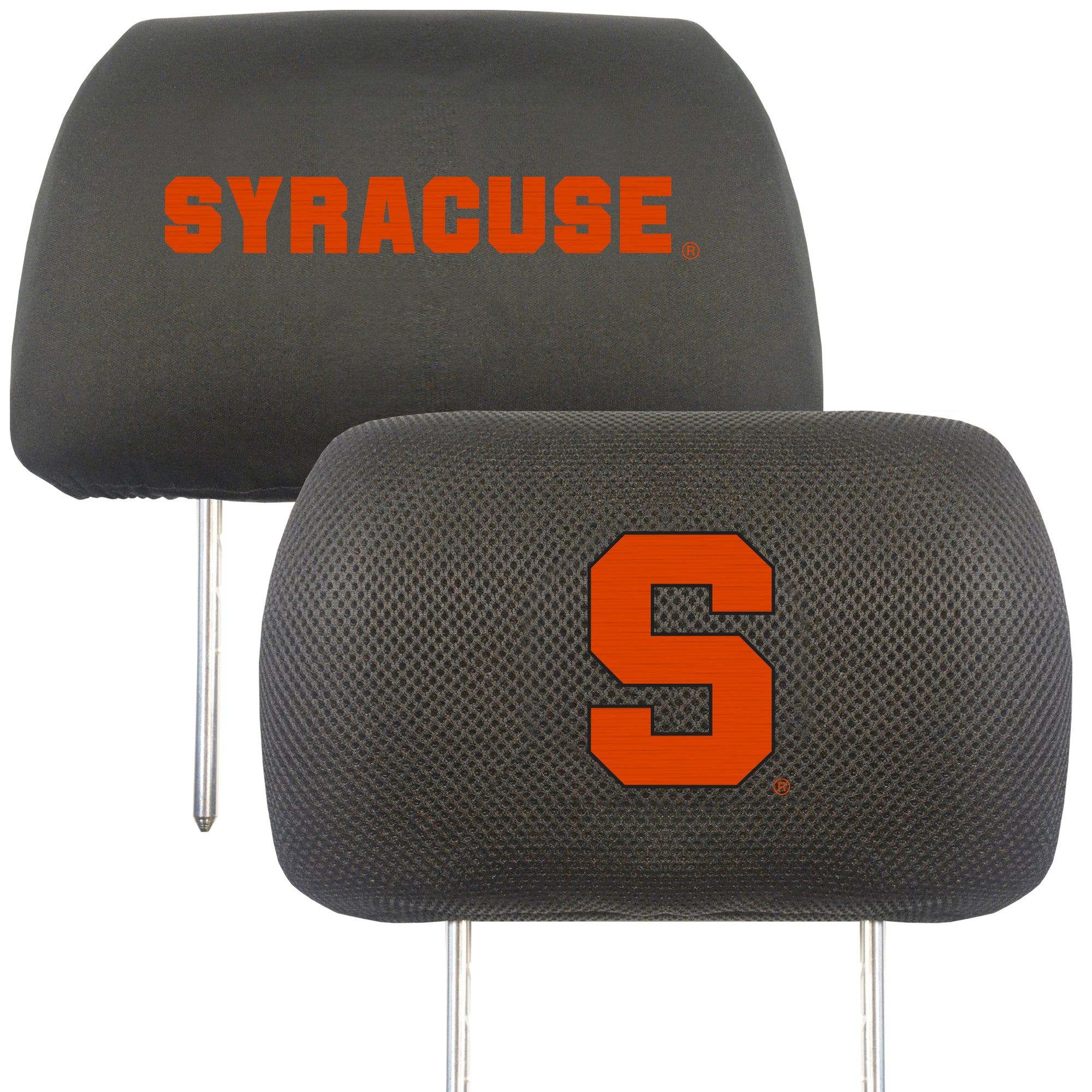 "Syracuse University Head Rest Cover 10""x13"""