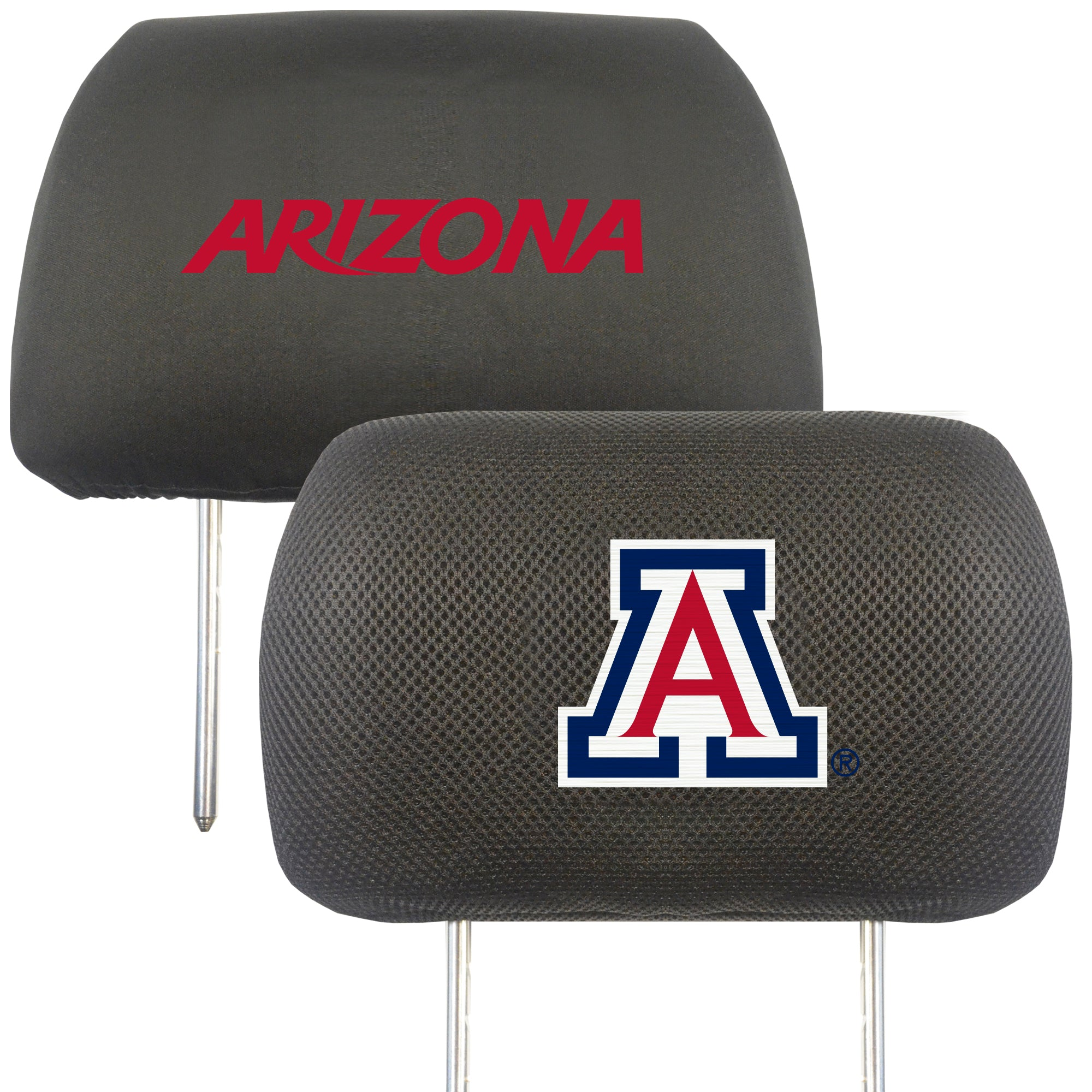 "University of Arizona Head Rest Cover 10""x13"""