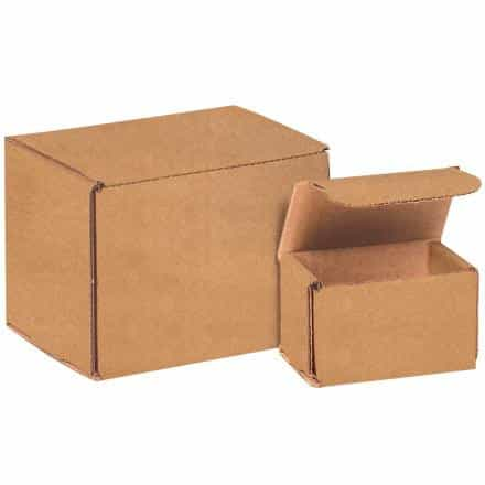 bedinhome - Safety & industrial Supplies Shipping Cartons Light-Weight Kraft Corrugated Mailers- Bundle Of 50 - UNBRANDED - Kraft Corrugated Mailers