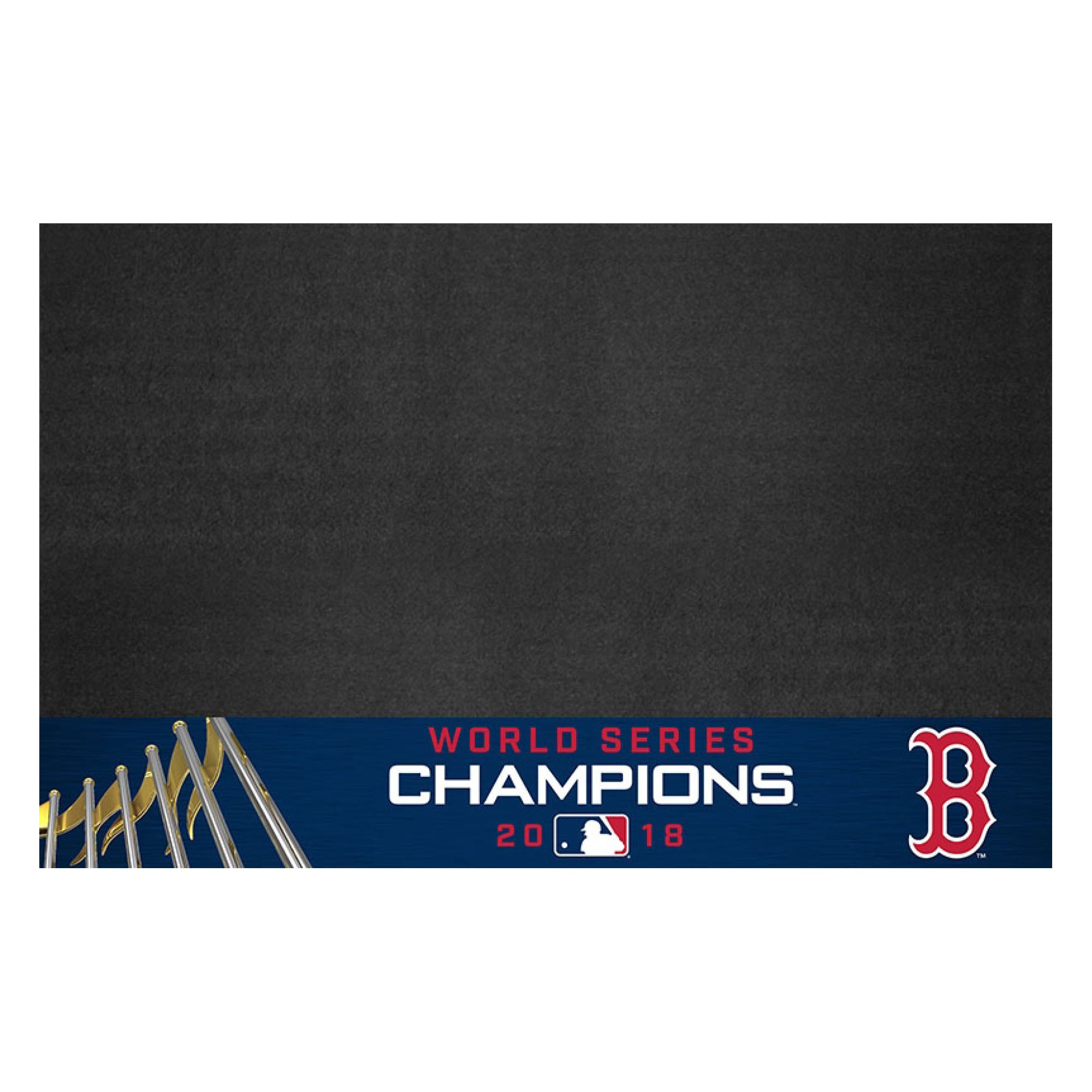 "Boston Red Sox 2018 World Series Champions Grill Mat 26""x42"""