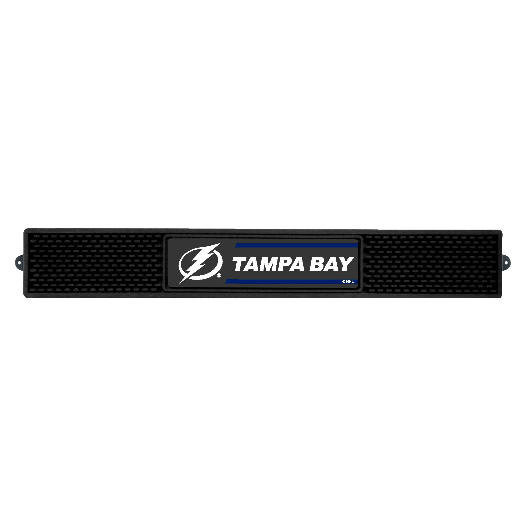 "NHL - Tampa Bay Lightning Drink Mat 3.25""x24"""