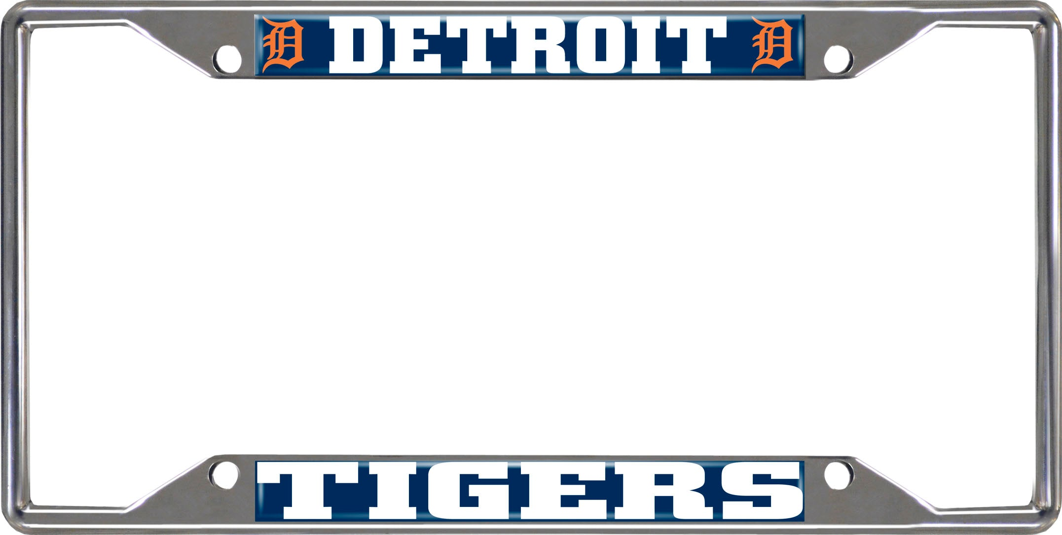 "MLB - Detroit Tigers License Plate Frame 6.25""x12.25"""