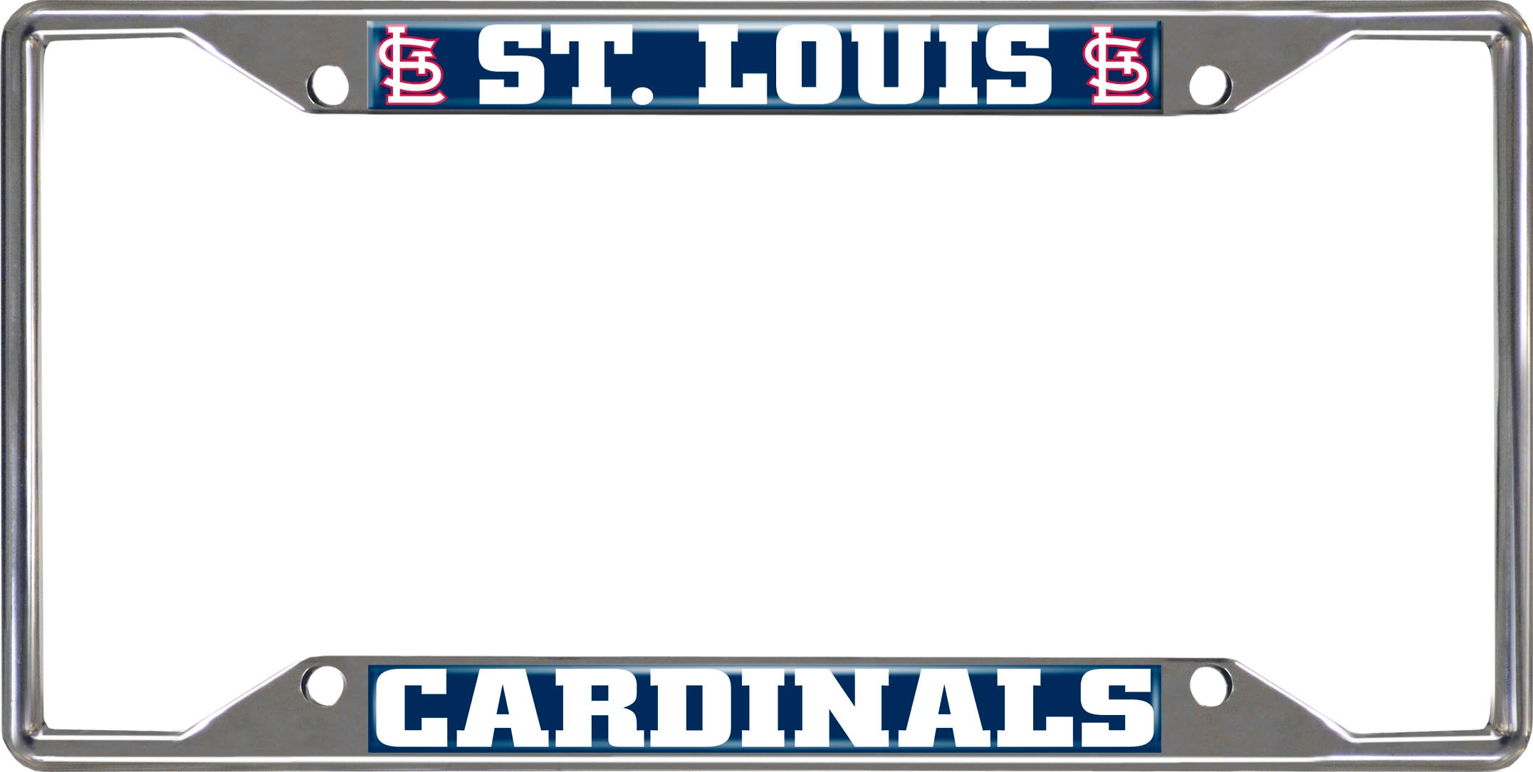 "MLB - St. Louis Cardinals License Plate Frame 6.25""x12.25"""