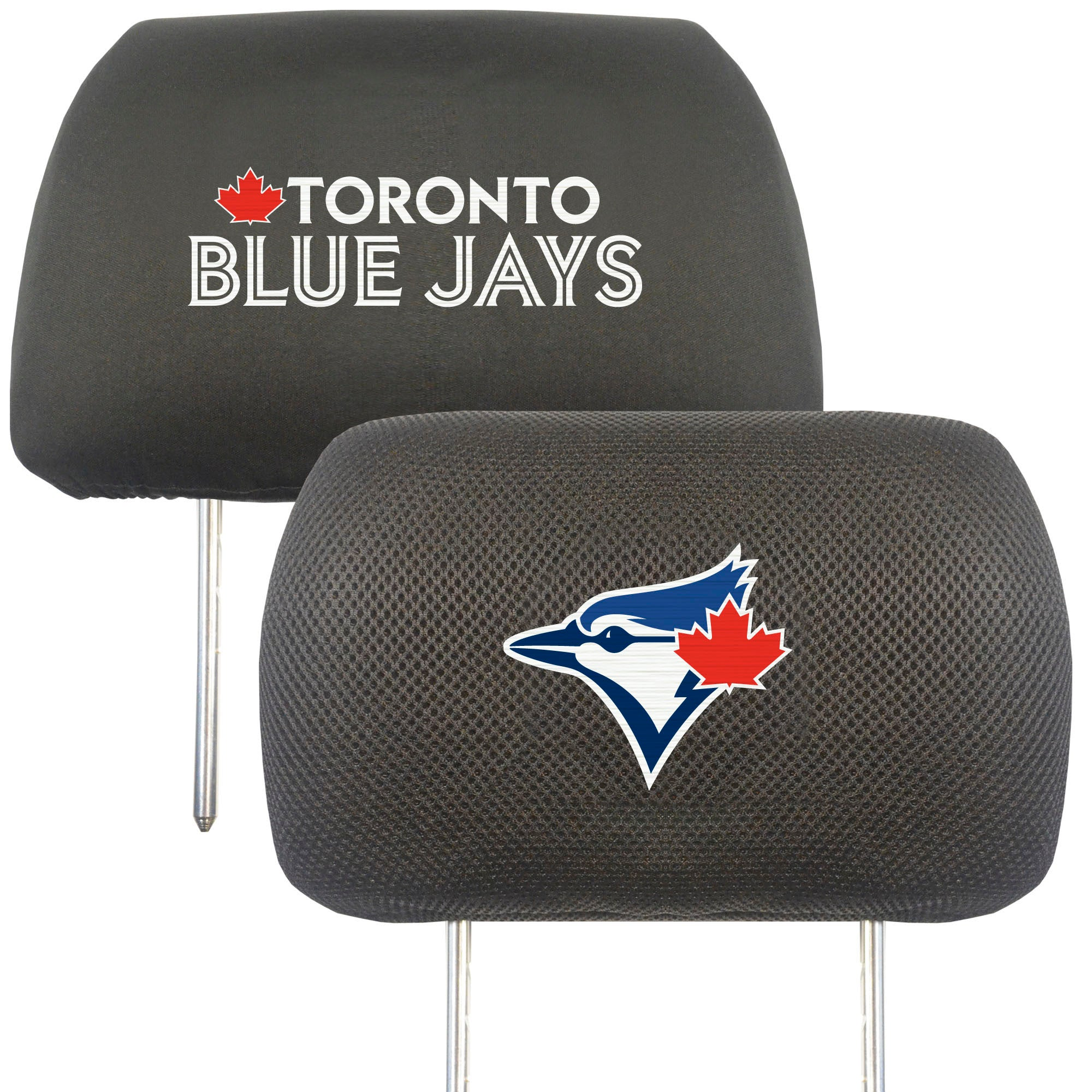 "MLB - Toronto Blue Jays Head Rest Cover 10""x13"""