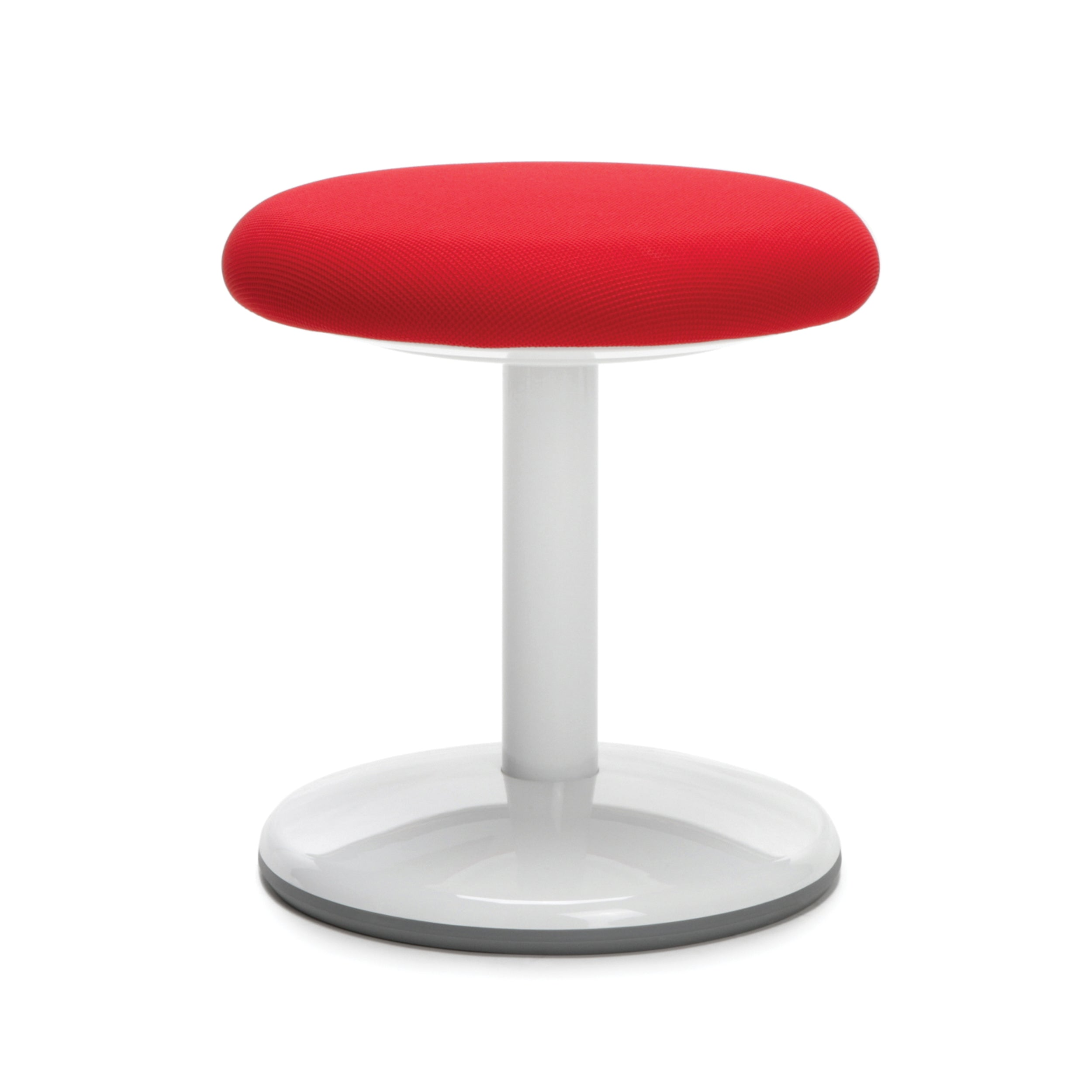 Ofminc Model 2814-STA Orbit 14 Inch High Fabric Static Stool