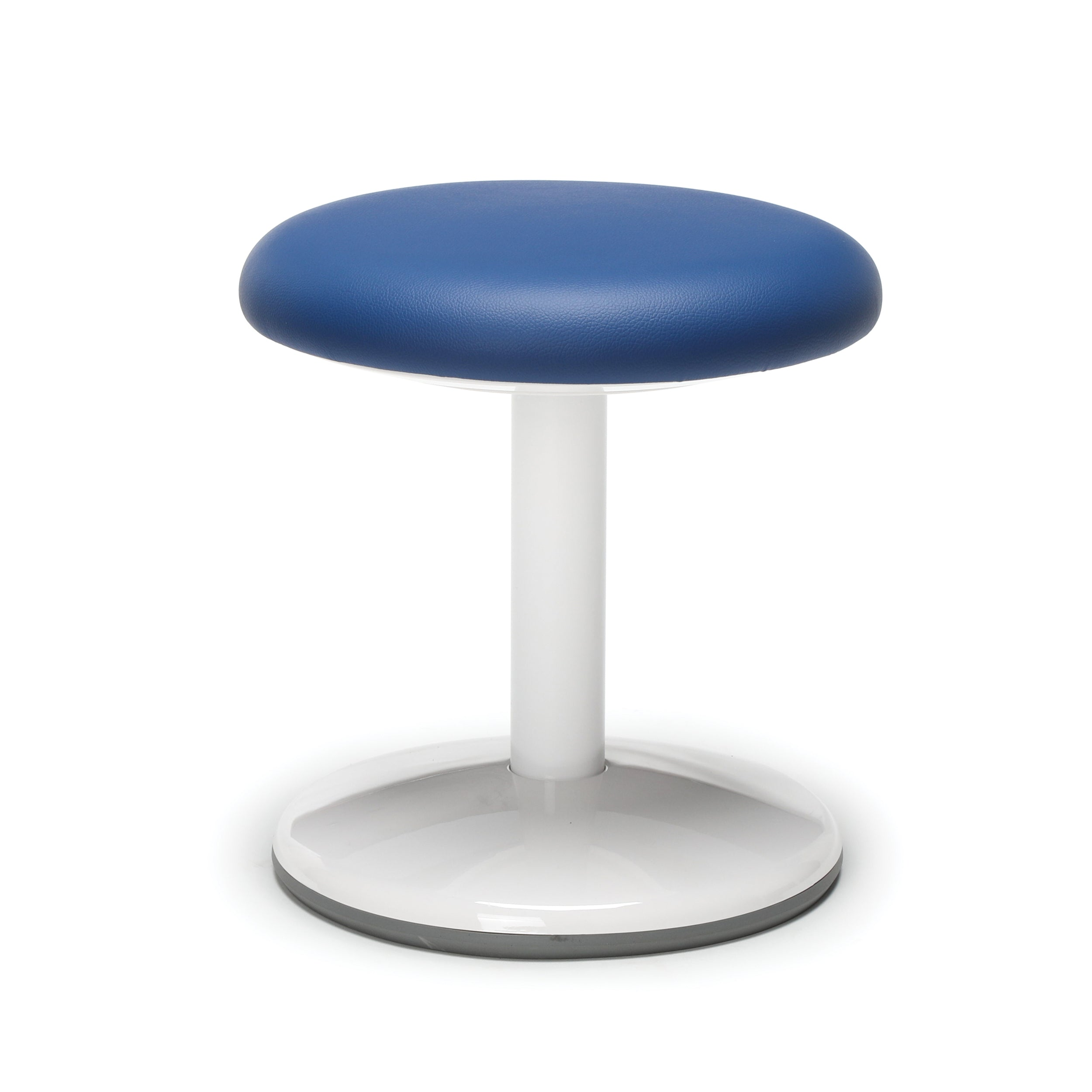 Ofminc Model 2814-STA-V Orbit 14 Inch High Vinyl Static Stool