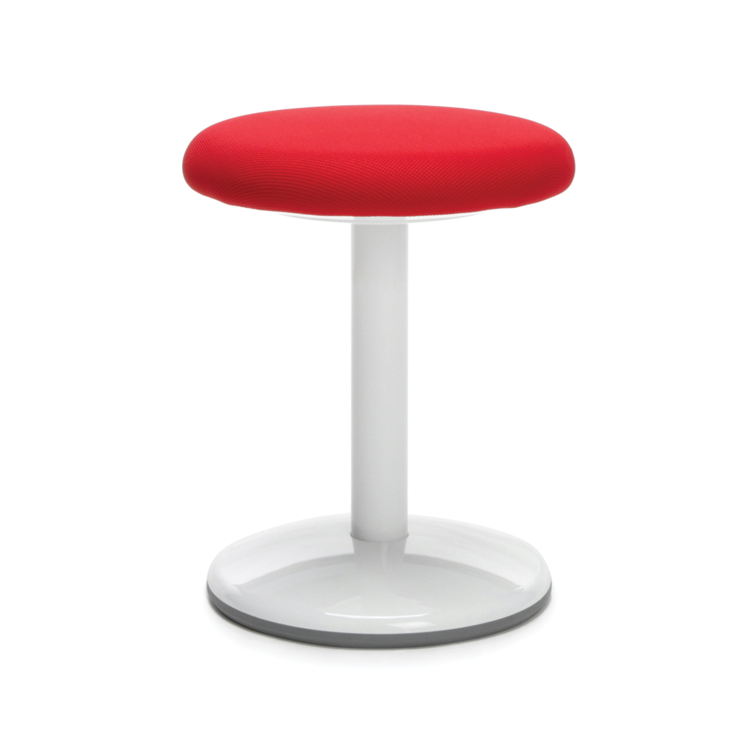 Ofminc Model 2818-STA Orbit Fabric 18 Inch Static Stool