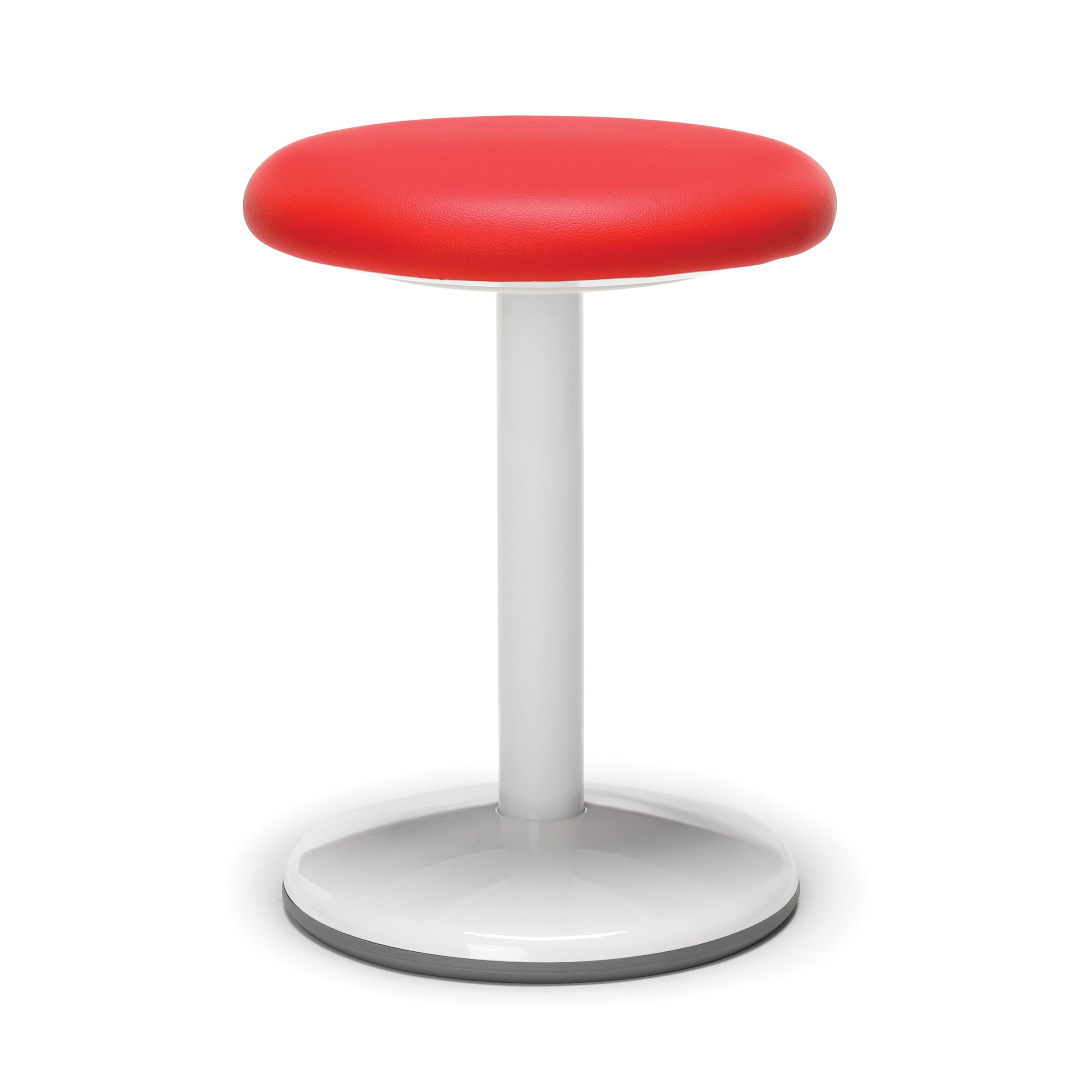 Ofminc Model 2818-STA-V Orbit 18 Inch Vinyl Static Stool