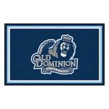 "Old Dominion University 4x6 Rug 44""x71"""