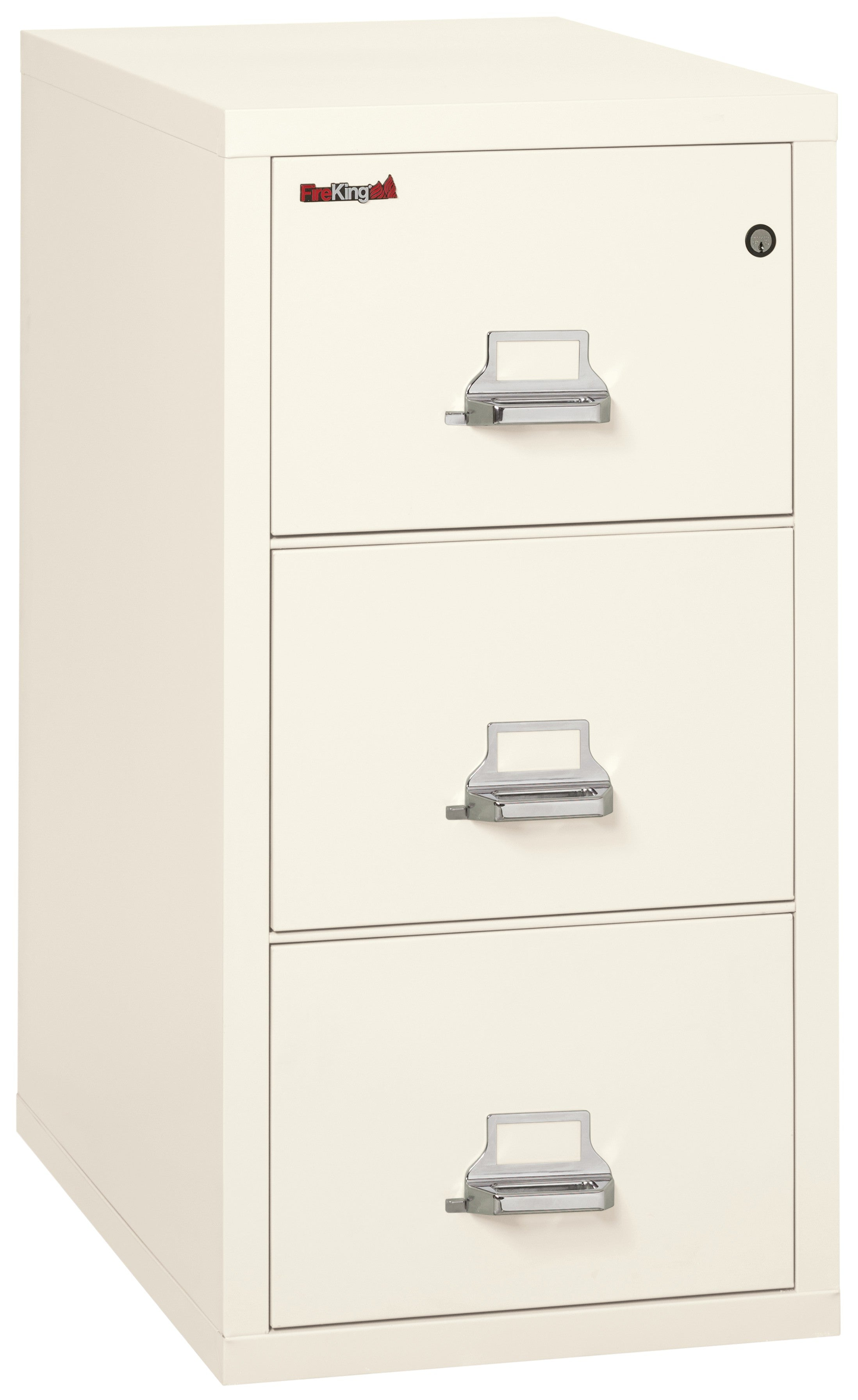 "Fireking 3 Drawer Legal 31"" D Classic Vertical File Cabinet"