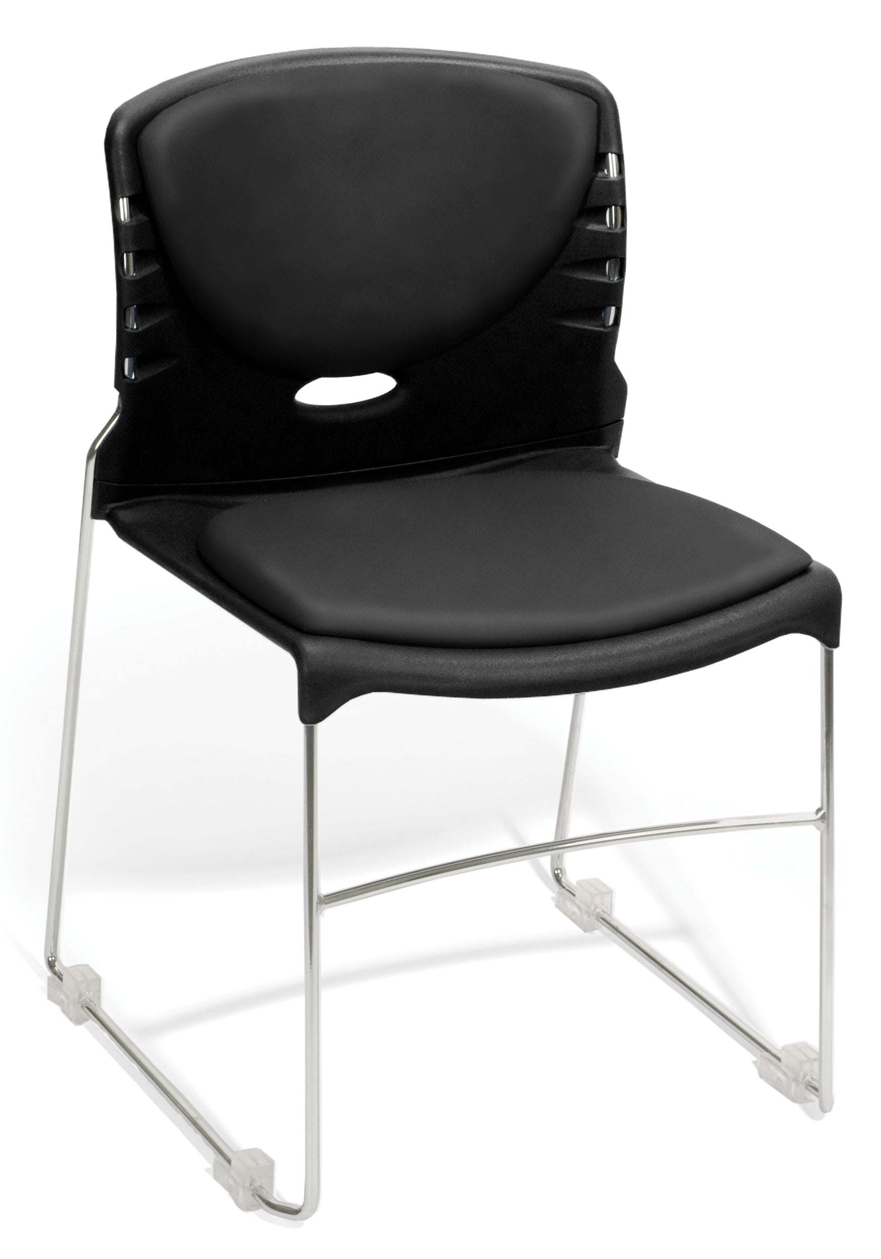 320-VAM Anti-Microbial / Anti-Bacterial Seat & Back Vinyl Stack Chair
