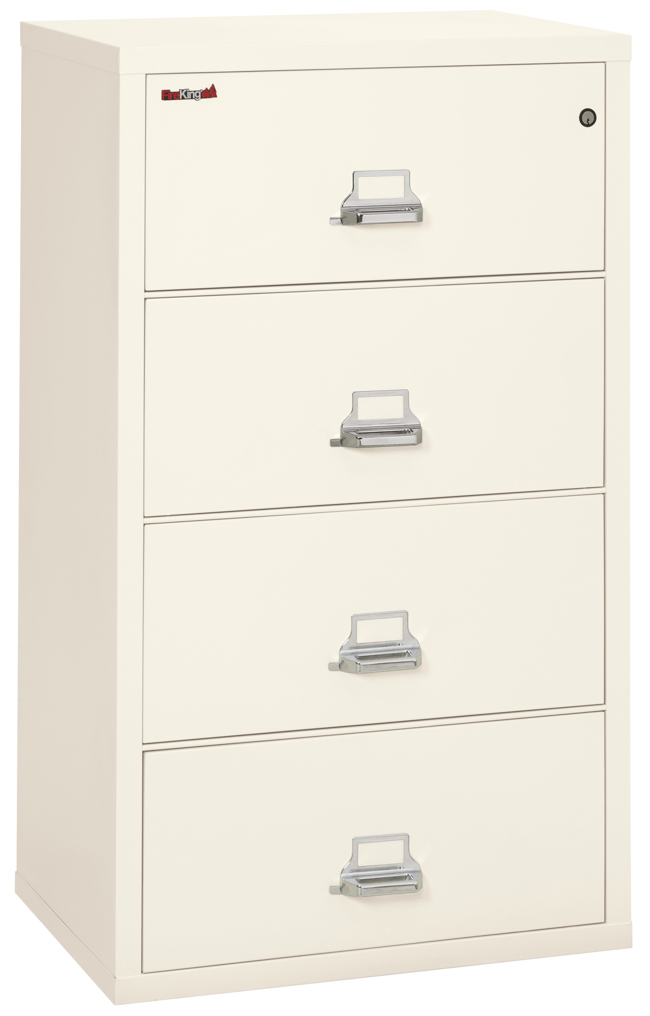 "Fireking 4 Drawer 31"" wide Classic Lateral File Cabinet"