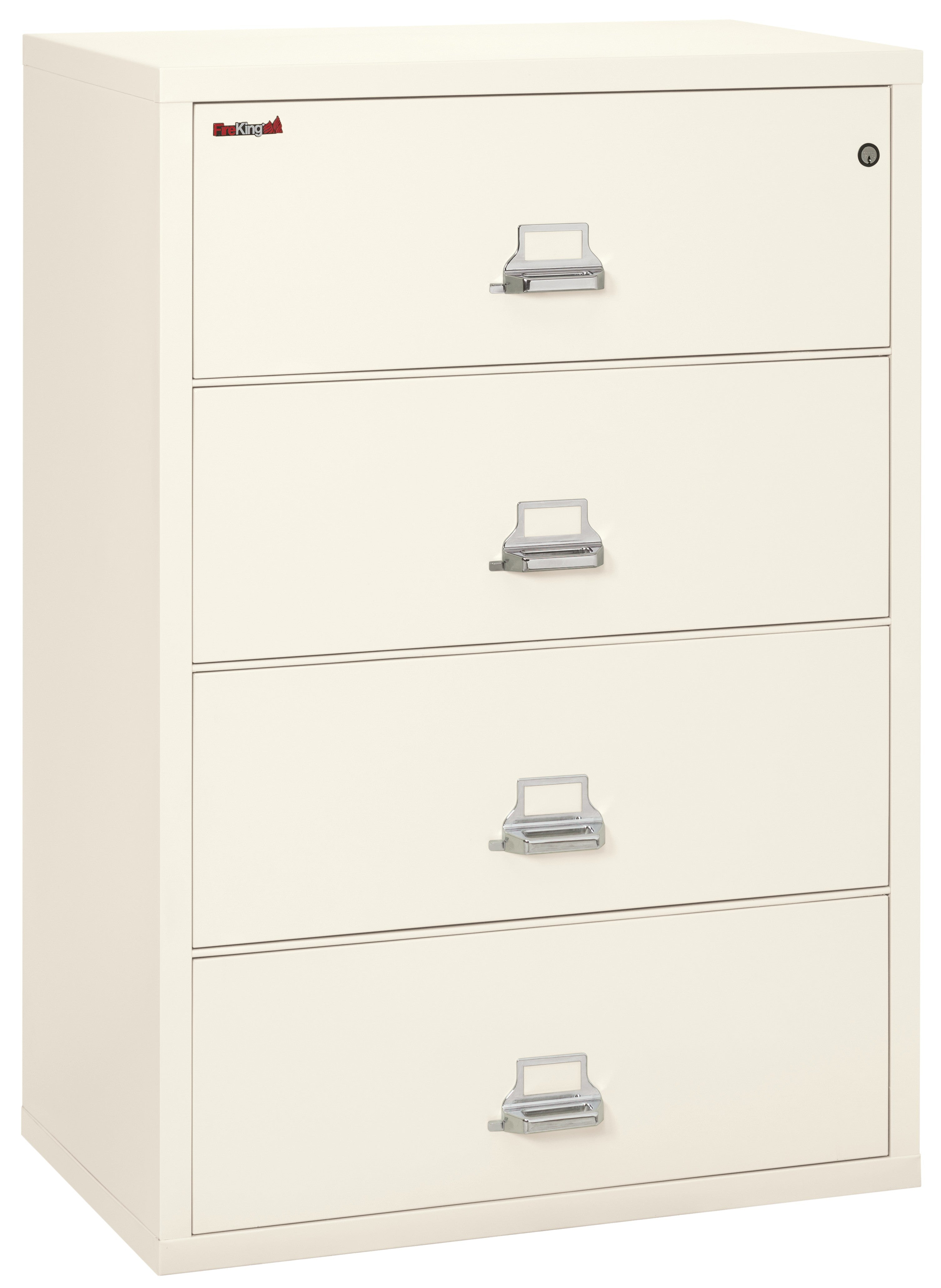 "Fireking 4 Drawer 38"" wide Classic Lateral File Cabinet"