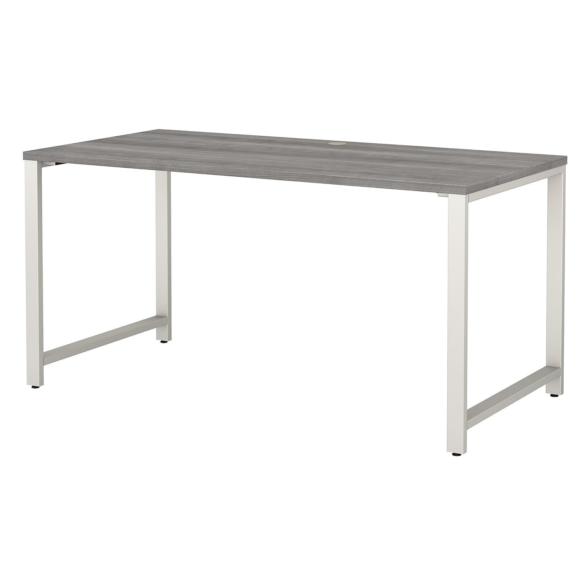 400 Series Table Desk with Metal Legs