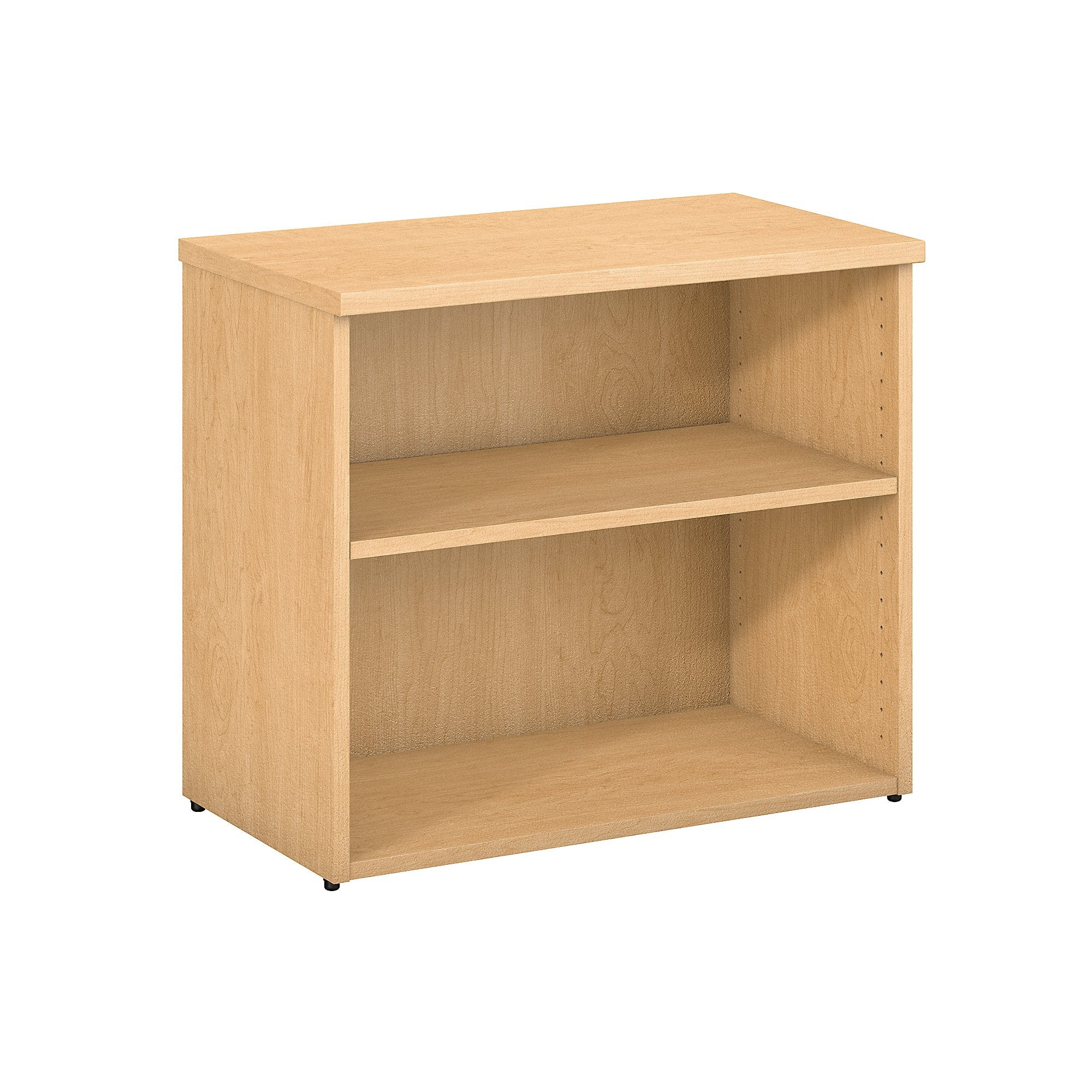 Bush Business Furniture 400 Series 2 Shelf Bookcase