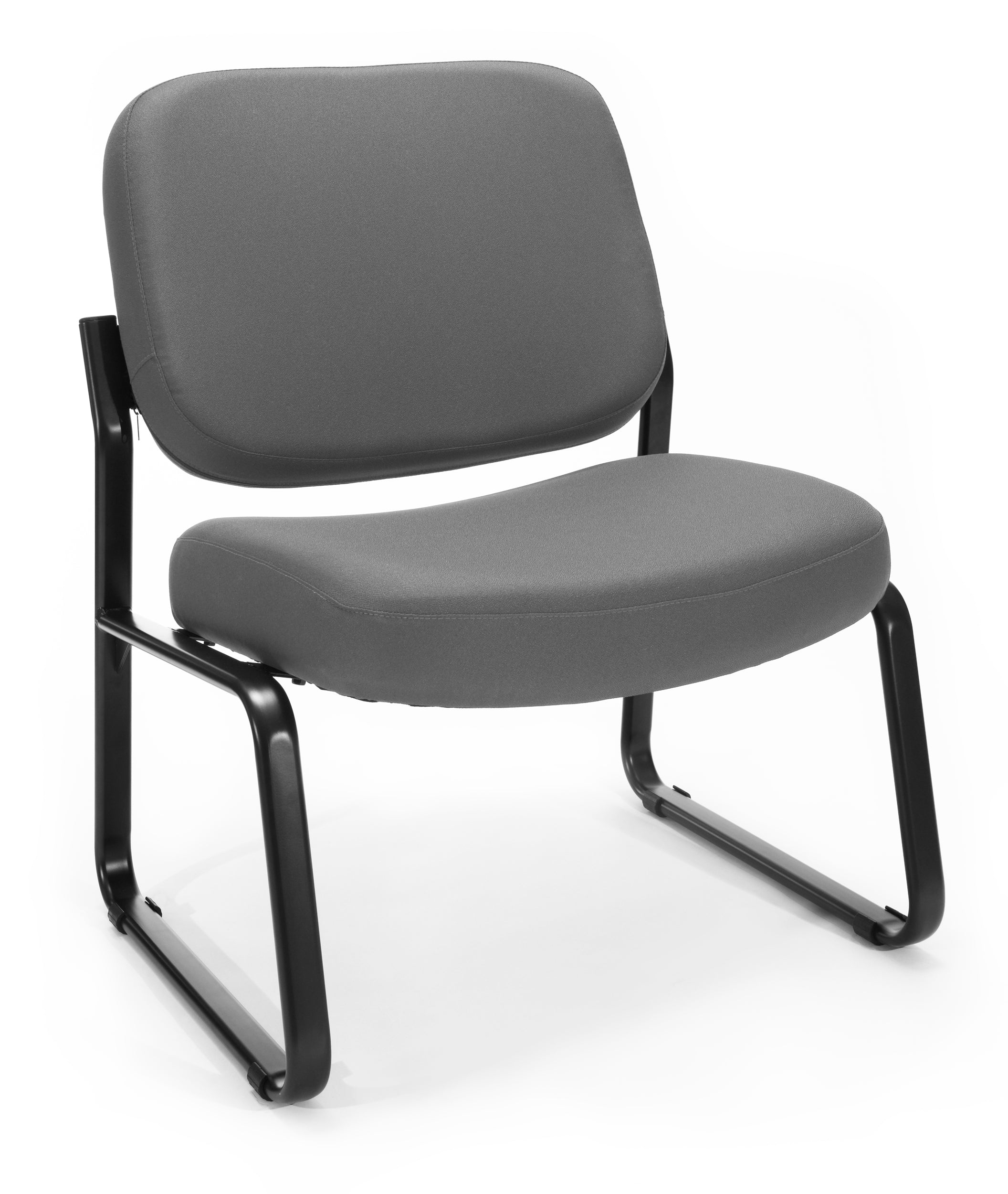 Ofminc MODEL 409 Armless Big & Tall Guest / Reception Chair