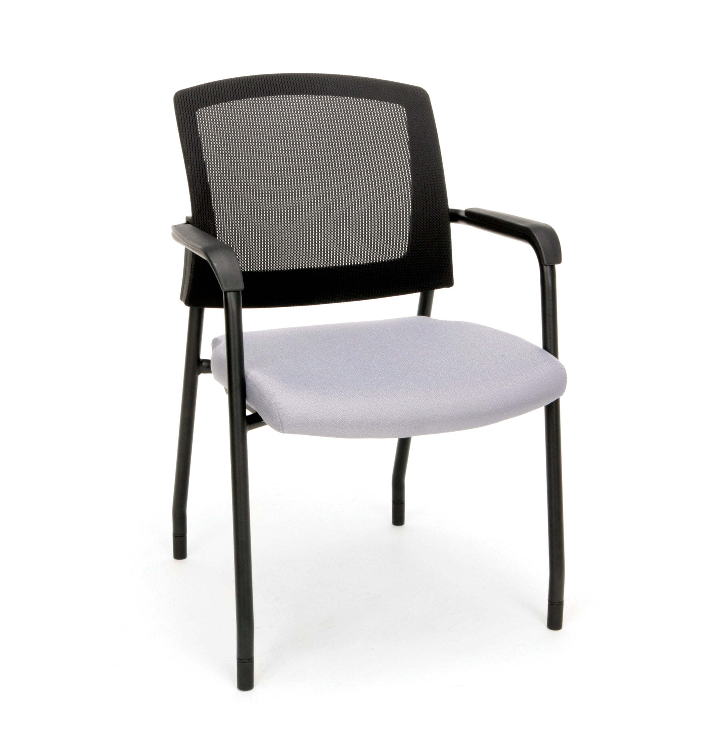 Ofminc Model 424 Mesh Chair Guest / Reception Chair with Arms