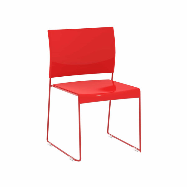 red-seat-red-frame