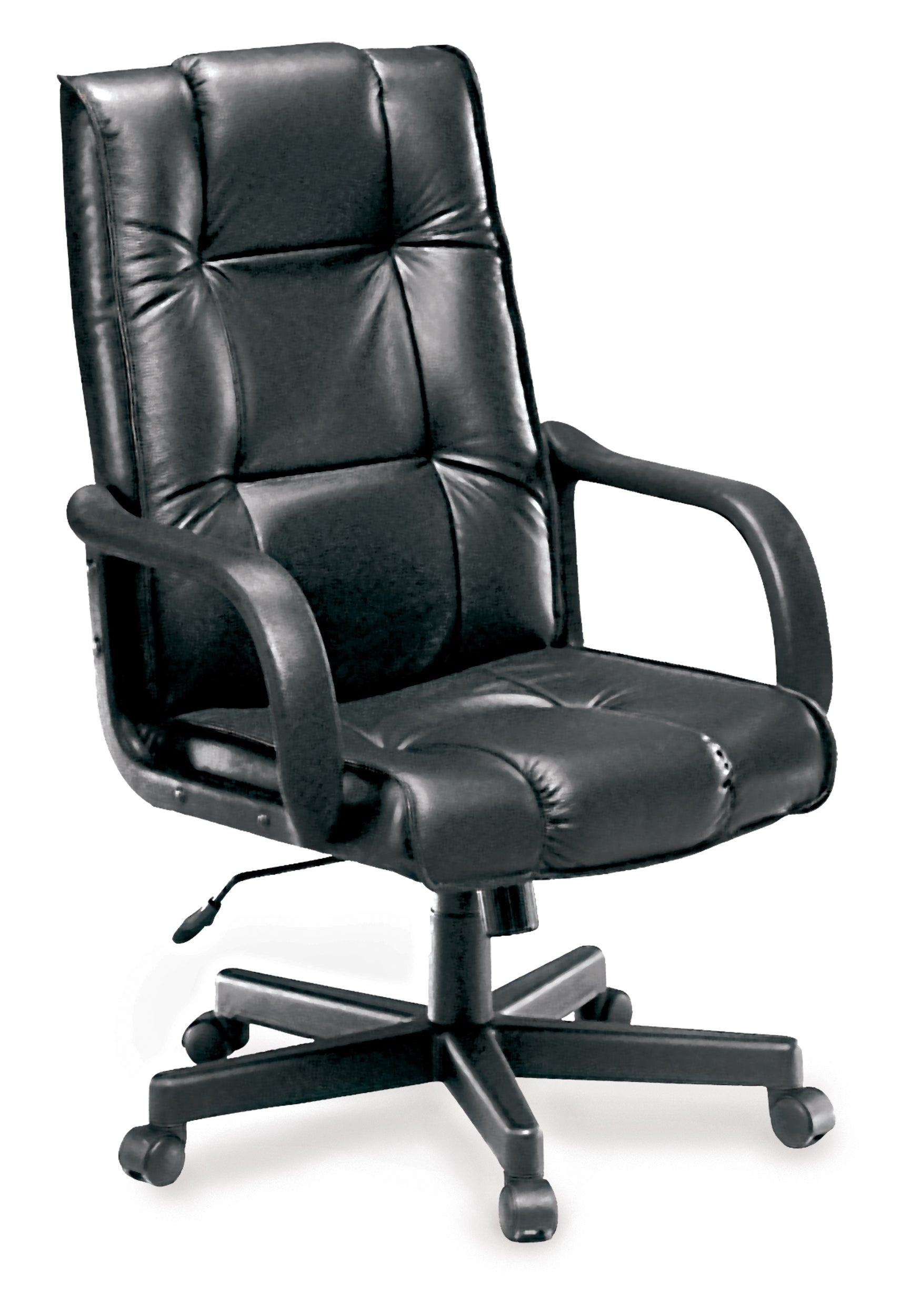 Model 520-L Leather Executive High-Back Conference / Office Chair