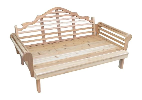Outdoor Garden Furniture Marlboro Daybed Made In USA