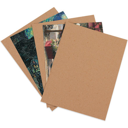 30 Point Chipboard Pads