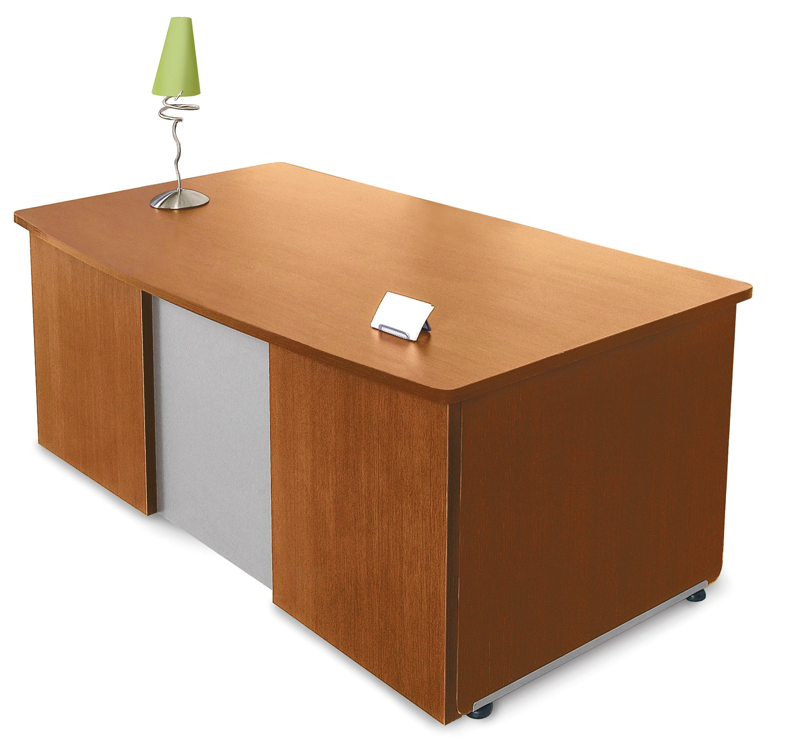 "Ofminc Model 55145 Venice Series Executive Office Desk, 36"" x 72"""