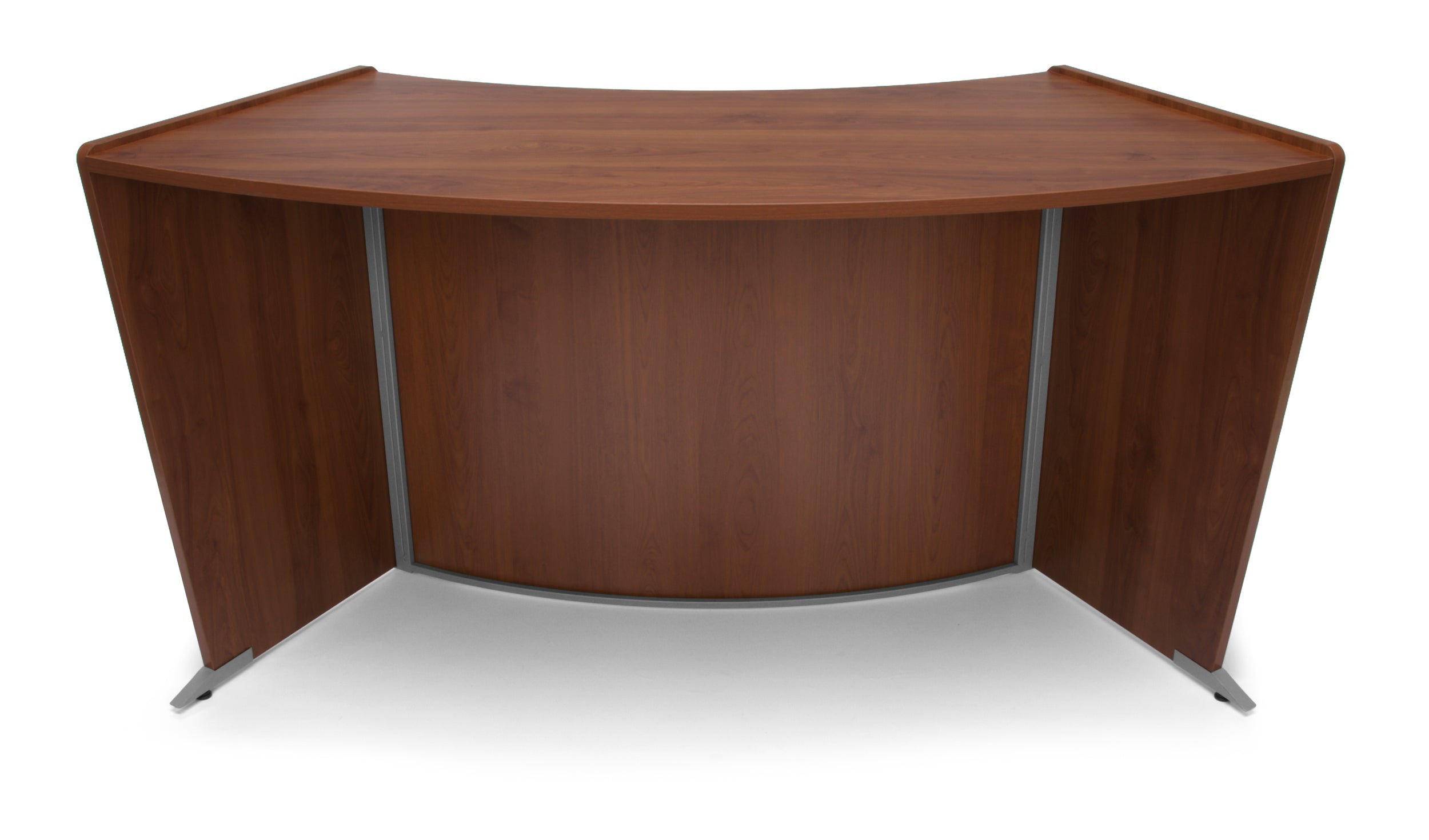 Marque Series ADA / Wheelchair Accessible Curved Reception Station