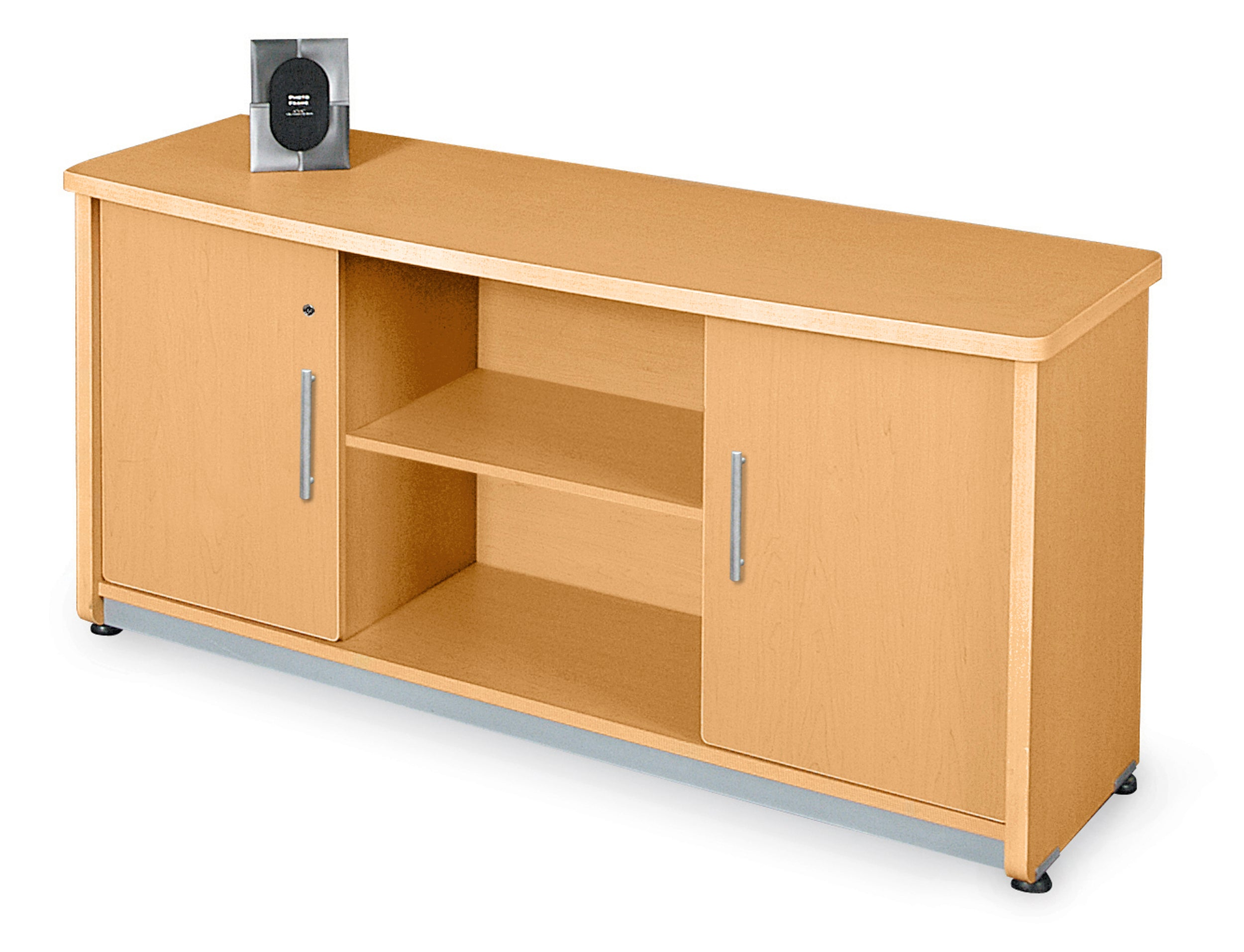 Ofminc Model 55503 Milano Series 2-Door Executive Office Credenza
