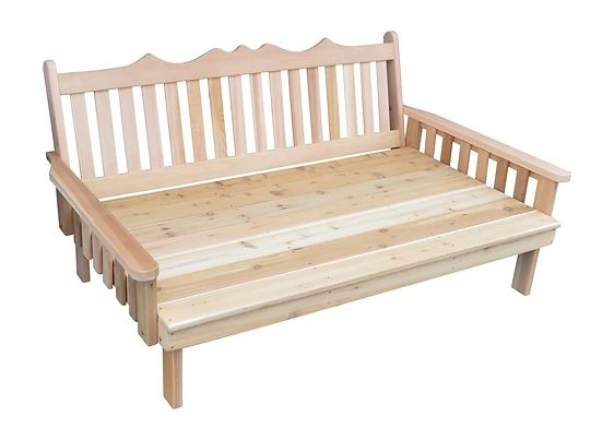 Outdoor Garden Furniture Royal English Garden Daybed Made In USA