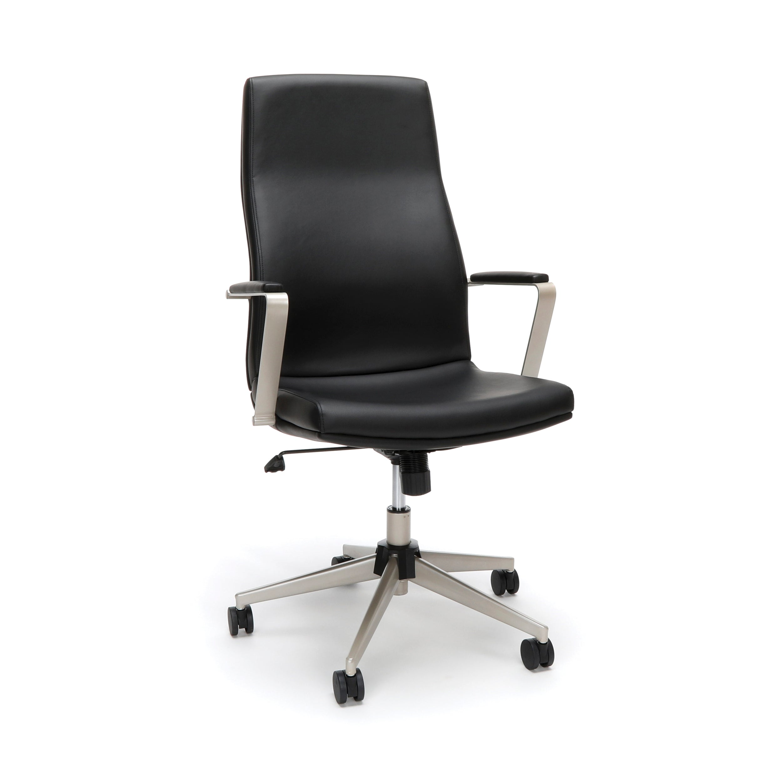 Ofminc Model 567 High Back Bonded Leather Manager Chair
