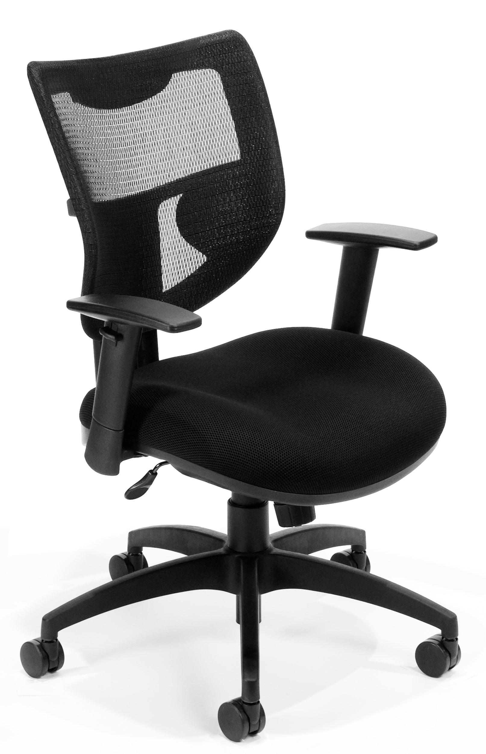 Ofminc Model 581 Parker Ridge Series Mesh Executive Task Chair