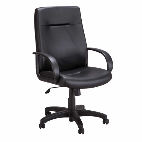bedinhome - 6300BV Poise® 4 Inch Thick Padded Seat and Back Executive High Back Seating Desk Chair With Integrated Loops Arms - Safco - Executive High Back Seating