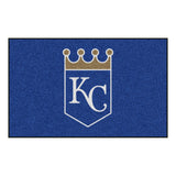 "MLB - Kansas City Royals Ulti-Mat 59.5""x94.5"""