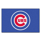 "MLB - Chicago Cubs Ulti-Mat 59.5""x94.5"""