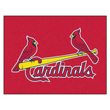 "MLB - St. Louis Cardinals All-Star Mat 33.75""x42.5"""