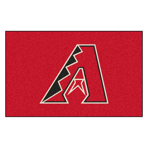 "MLB - Arizona Diamondbacks Ulti-Mat 59.5""x94.5"""